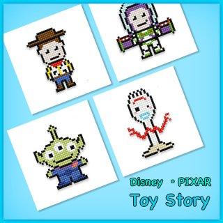 トイ・ストーリーシリーズ ディズニー キュービック TOY STORY DIY CUBIC PAINTING (10X10)