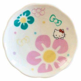 豆皿 フラワー ハローキティ