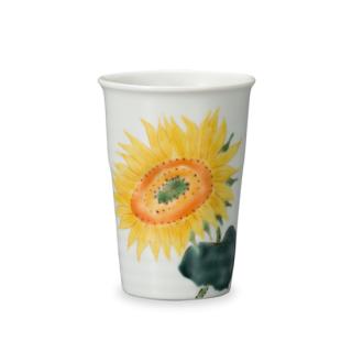 フリーカップ 向日葵