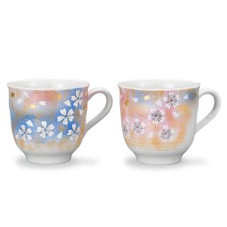 ペアマグカップ 花の舞  山近祥
