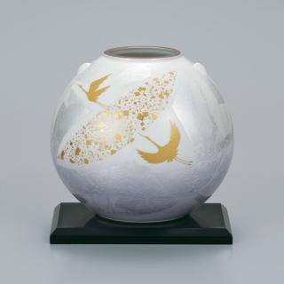 6号花瓶 金月鶴