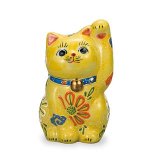 3号招猫 黄盛