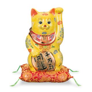 7号小判招猫 黄盛