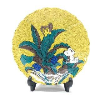 手�治虫シリーズ銘々皿 ジャングル大帝レオ