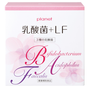 (エリア)乳酸菌+LF