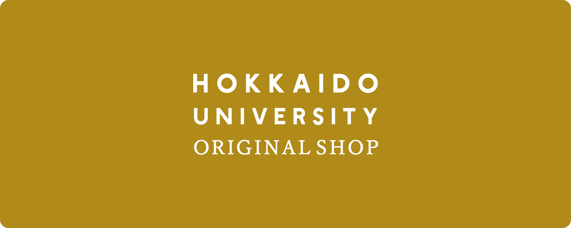 北海道大学 Original Shop Online