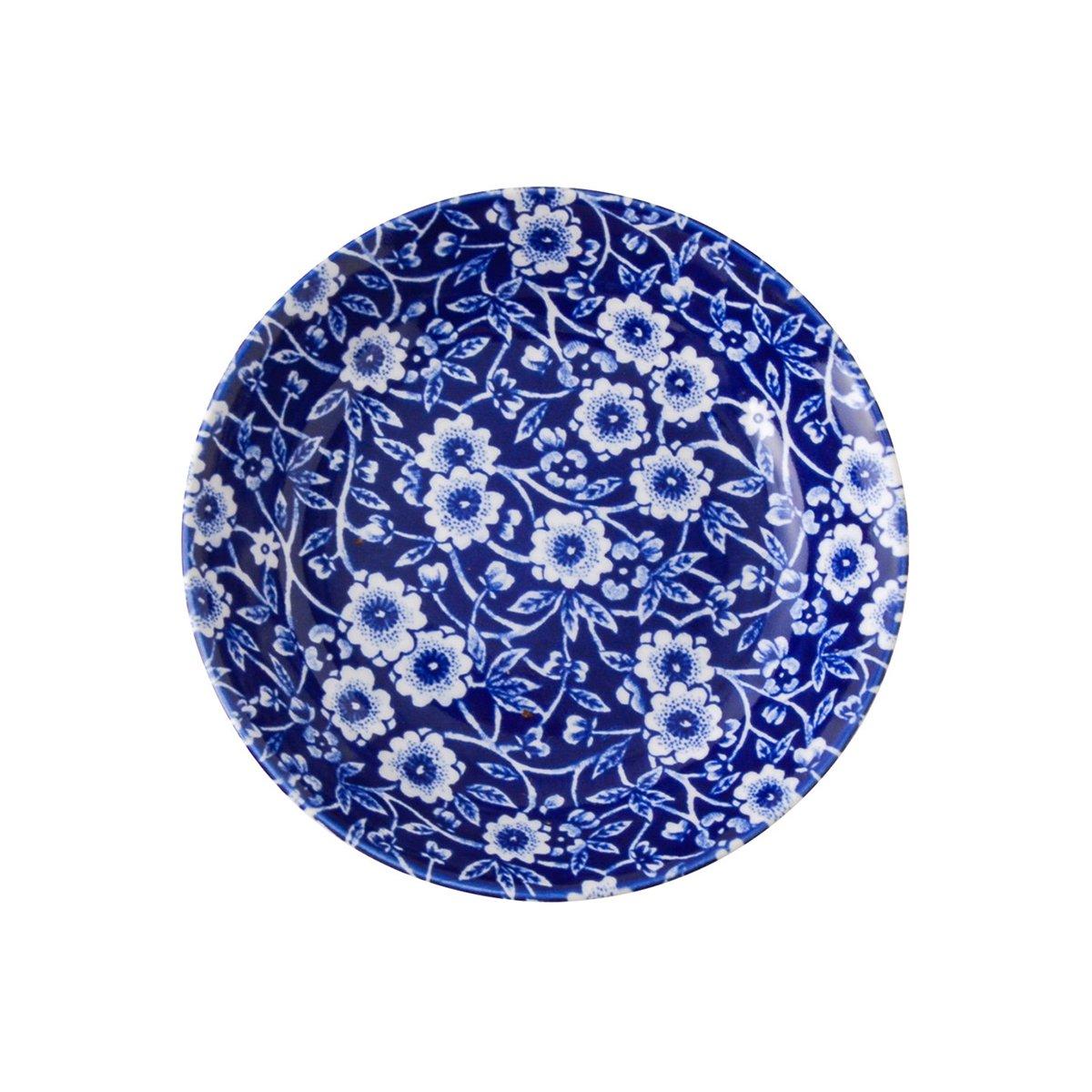 Burleigh(バーレイ) フルーツプレート <Blue Calico>ブルーキャリコ 詳細画像1