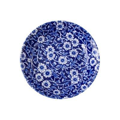 Burleigh(バーレイ) フルーツプレート <Blue Calico>