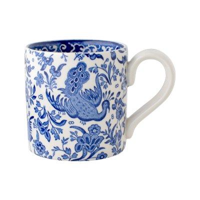 Burleigh(バーレイ) マグカップ 284ml <Blue Regal Peacock>