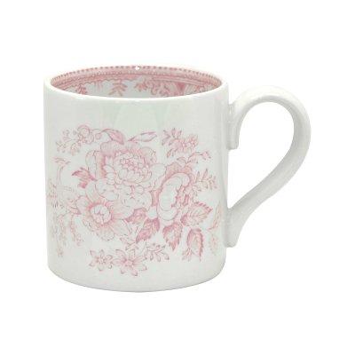 Burleigh(バーレイ) マグカップ <Pink Asiatic Pheasants>