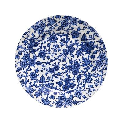 Burleigh(バーレイ) プレート 21.5cm <Blue Arden>ブルーアーデン