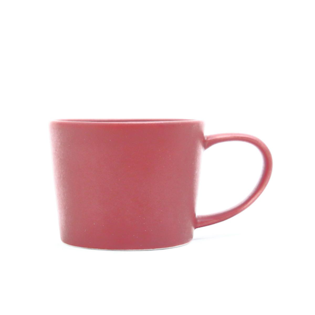 マグカップ SS ワインレッド 詳細画像1