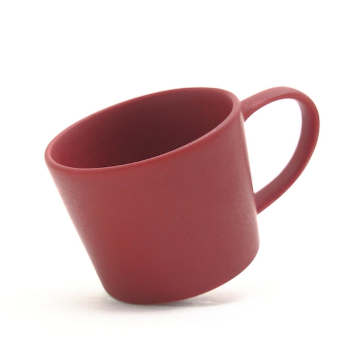 マグカップ SS ワインレッド 詳細画像3