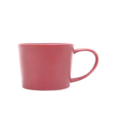 マグカップ SS ワインレッド