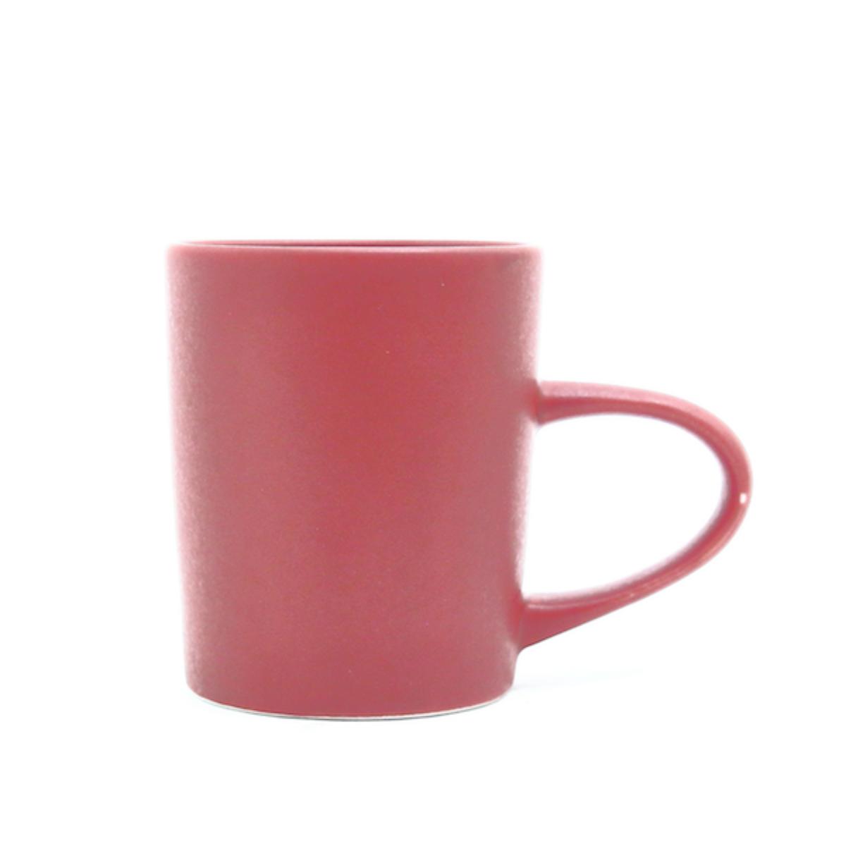 マグカップ SS のっぽ ワインレッド 詳細画像1