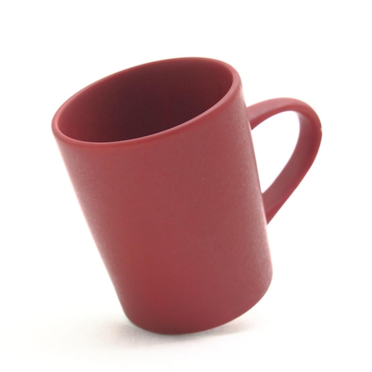 マグカップ SS のっぽ ワインレッド 詳細画像3