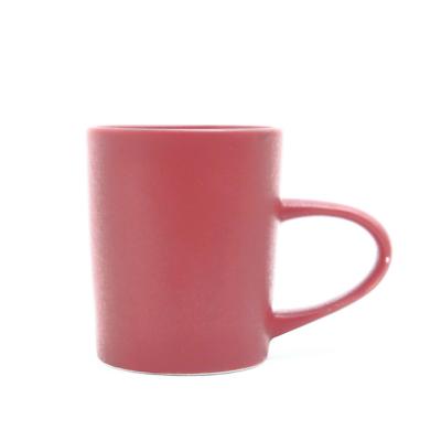 マグカップ SS のっぽ ワインレッド