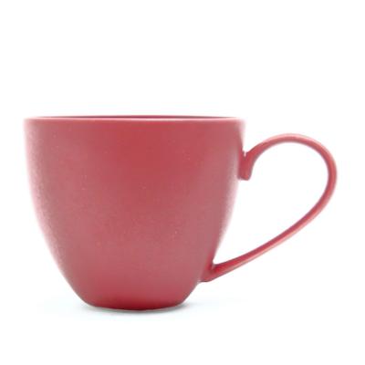 マグカップ M ワインレッド