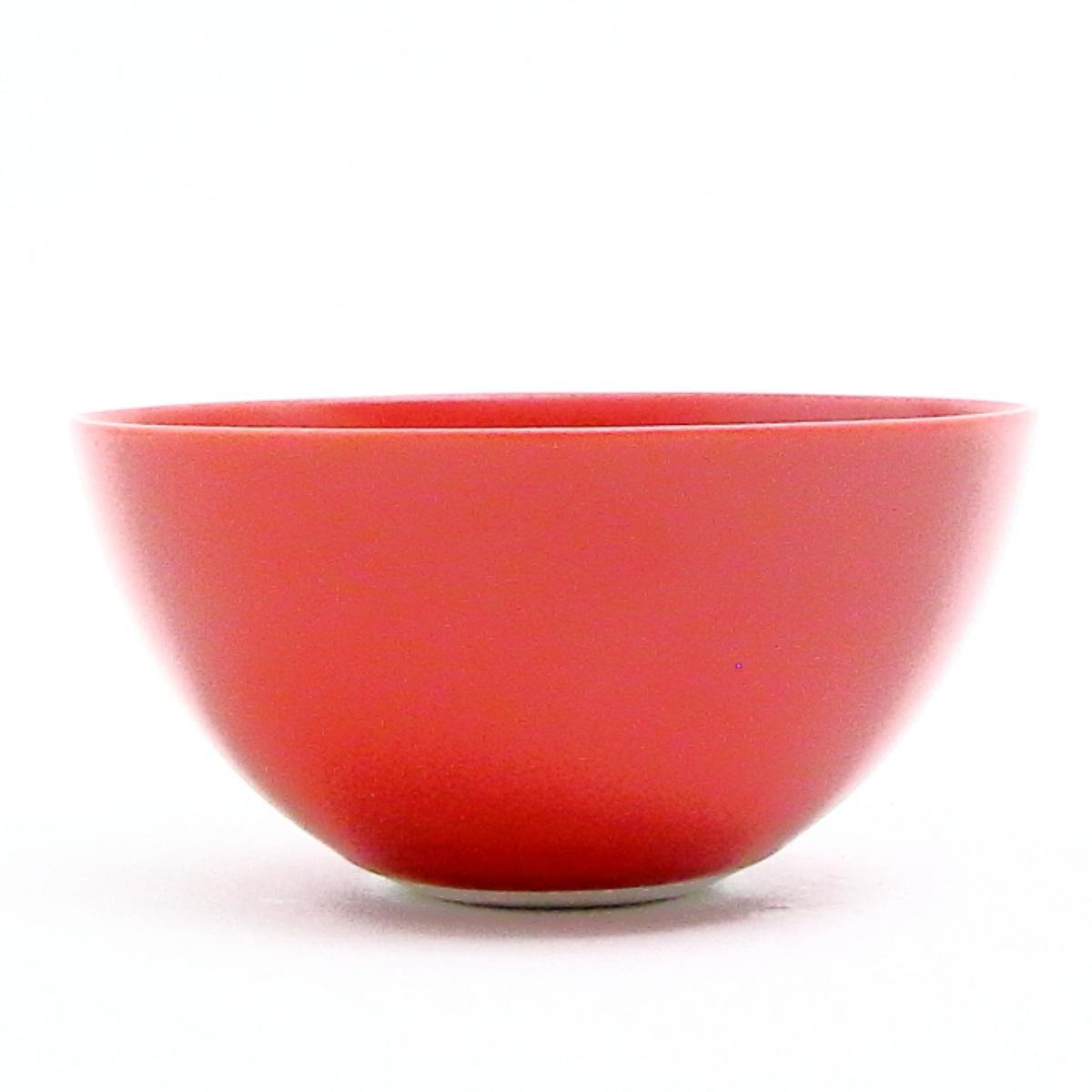 Bowl S ローズレッド 詳細画像1