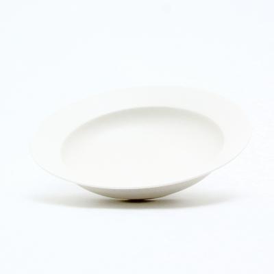 パスタ皿 7寸 ミルク