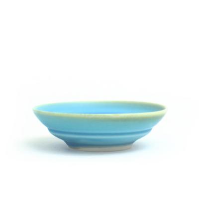 豆皿 スターブルー