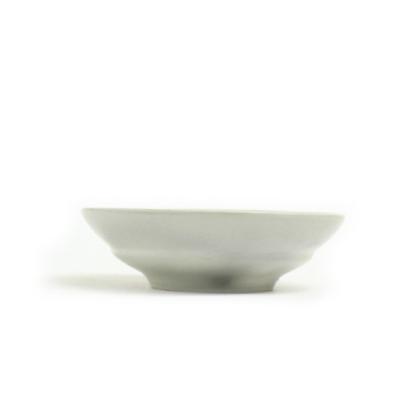豆皿 ウス織部(グレー)