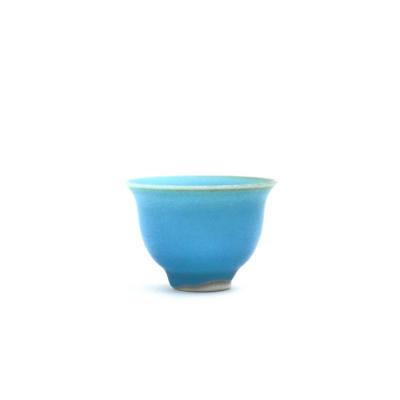 中国茶碗 スターブルー