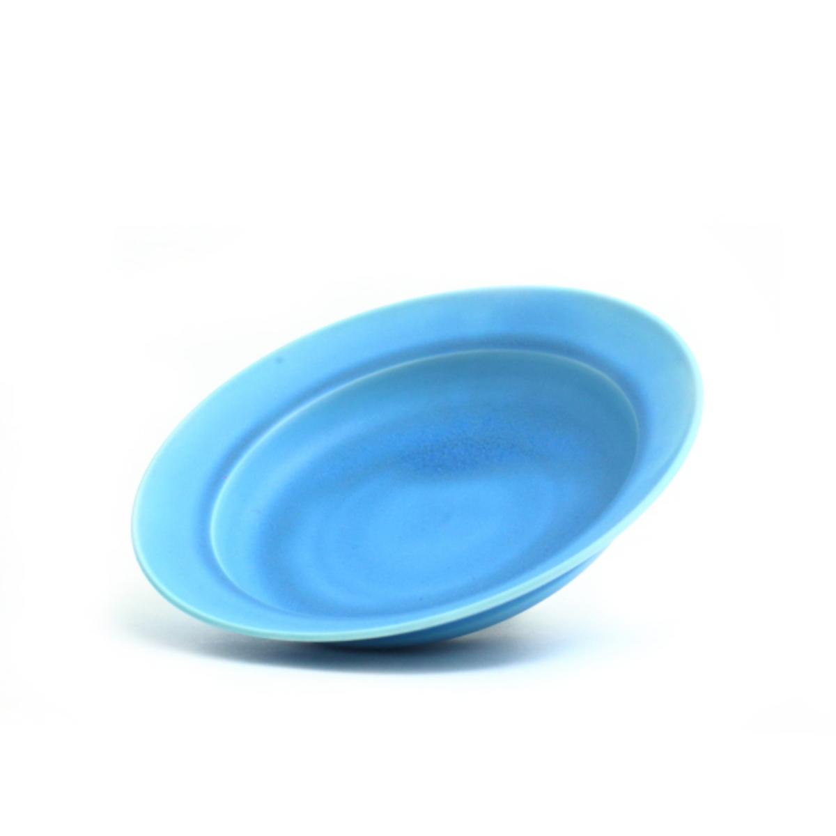 パスタ皿 8寸 スターブルー 詳細画像2