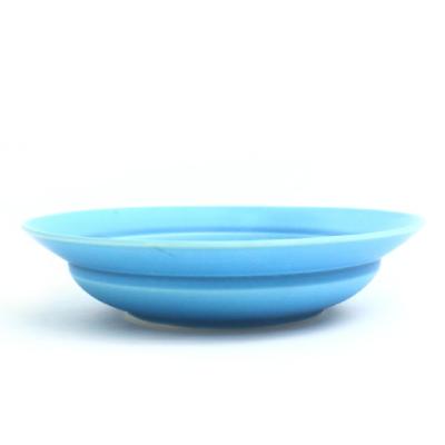 パスタ皿 8寸 スターブルー