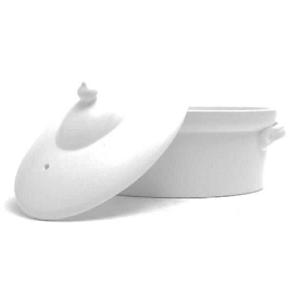 アラジンの鍋 白