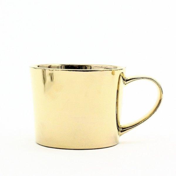 王様のマグカップ 黄金