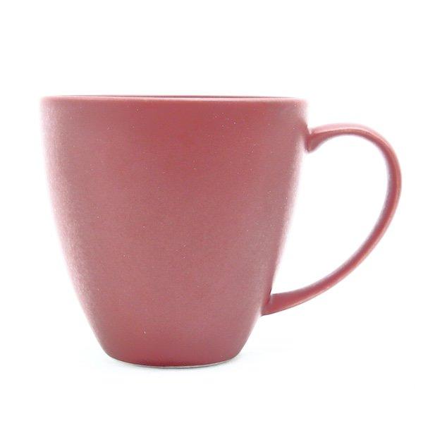 マグカップ L ワインレッド