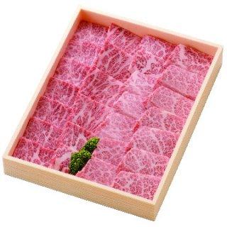 鹿児島黒牛 カルビ焼肉 400g