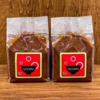 ほたる味噌|熟成麦みそ 750g 2袋セット