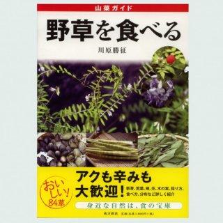 山菜ガイド 野草を食べる