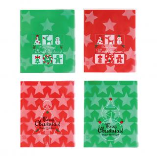 クリスマスガスパック(小・アソート)