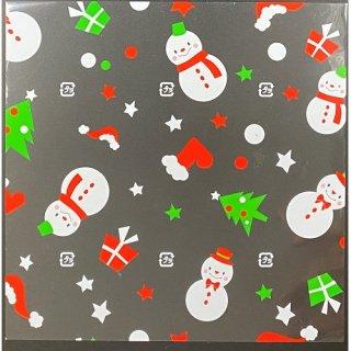 クリスマス透明シート