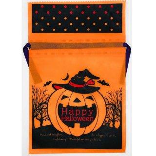 ハロウィン巾着袋(不織布)