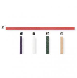 和紙タイ 4×80�(緑)