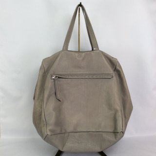 Le Basiques/レバジック 手提げトートBAG 極軽量 イタリアンレザー made in JAPAN