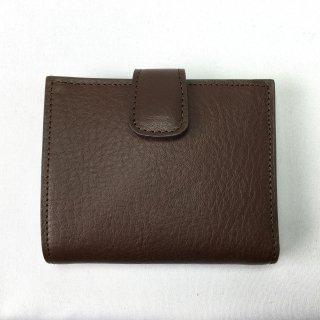 CI-VA/チーバ 二つ折り財布 小銭入れ付き 柔らかな手さわりの イタリアトスカーナ made in ITALY