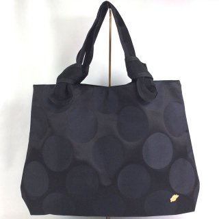 1me'tre carre  手提げ ナイロンBAG A4対応 ドット柄 made in JAPAN!