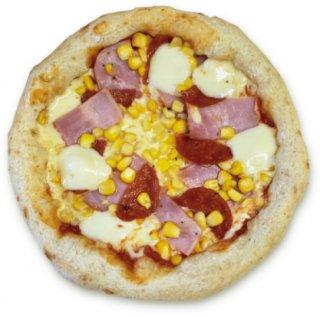 ベーコン&サラミピザ(冷凍配送ピザ)