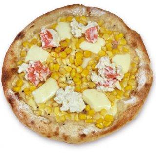 ポテトとマヨコーンピザ(冷凍配送ピザ)