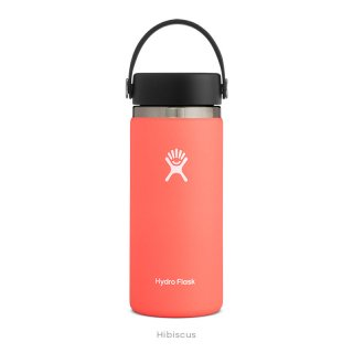 HYDRATION 16 oz Wide Mouth 31 Hibiscus