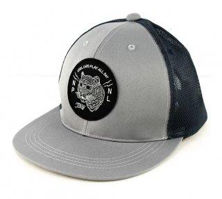 P01 (プレイ) CC MESH CAP 2020 グレー