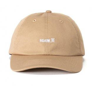 """LOGO"" 6PANEL CAP BEIGE"