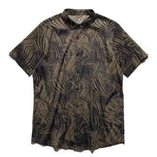 BLESS UP S/S WOVEN MILITARY