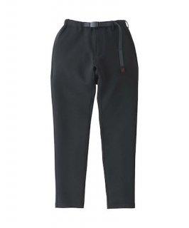 TECH KNIT SLIM FIT PANTS | テックニットスリムフィットパンツ  BLACK
