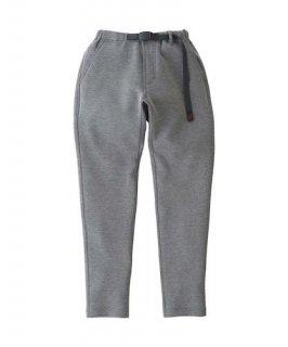TECH KNIT SLIM FIT PANTS | テックニットスリムフィットパンツ  CHARCOAL
